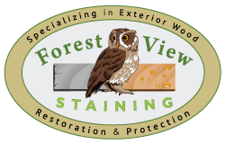 forest view staining